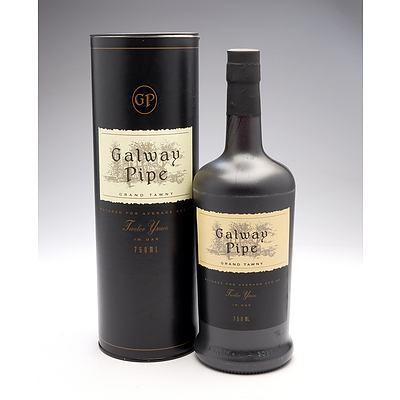 Galway Pipe Grand Tawny - Aged 12 Years in Oak - 750ml in Presentation Box