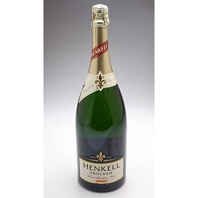Henkell Trocken Sparkling Wine - 1.5L