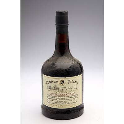 Chateau Yaldara 1969 Old Tawny Port - 750ml