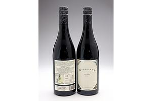 Killerby 2004 Shiraz - Lot of Two Bottles (2)