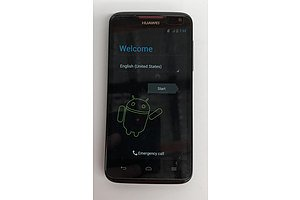 Huawei (U9510) Ascend D1 Quad GSM Touchscreen Mobile Phone