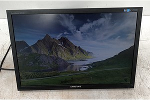 Samsung SyncMaster (B2240W) 22-Inch Widescreen LCD Monitor