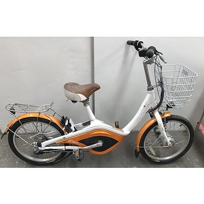 Giant Hybrid Chic Electric Bike