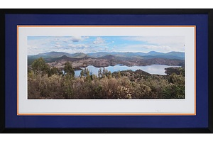 Lance Fearne (20th Century), ACT Landscape, Colour Photograph, 30 x 74 cm