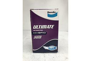 New Bendix Ultimate Brake Pads