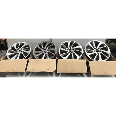 New Condition Hyundai 17 Inch Rims