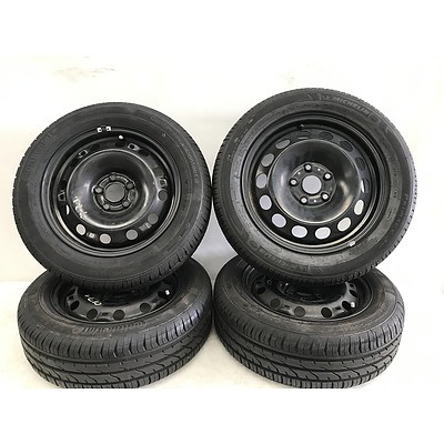 Volkwagen Polo Factory Rims and Tyres