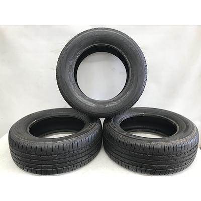 Bridgestone Dueller H/P Sport Tyres -Lot Of Three