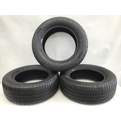 Michelin Primacy SUV Tyres -Lot Of Three