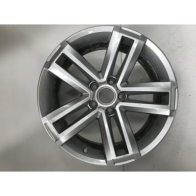 19 Inch Volkswagen Alloy Rim