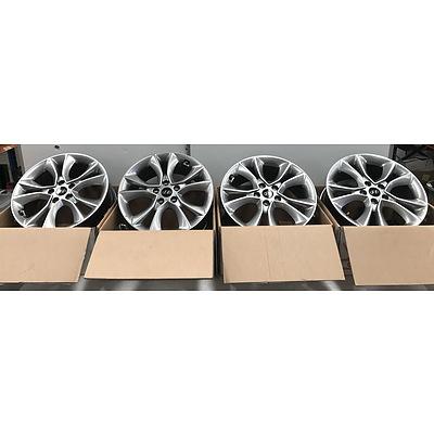 New Condition Hyundai 18 Inch Rims