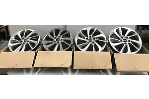 New Condition Hyundai 17 Inch Rims