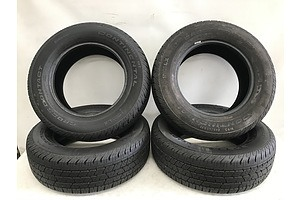 Continental Cross Contact LX Tyres -Set Of Four