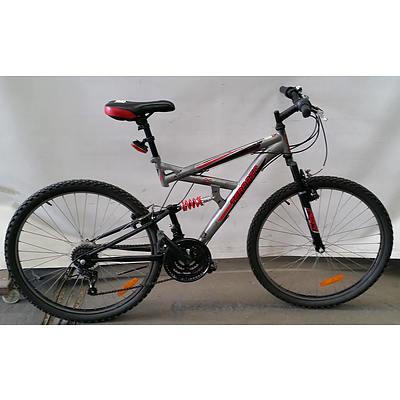 Terrain DX7800 18 Speed Mountain Bike
