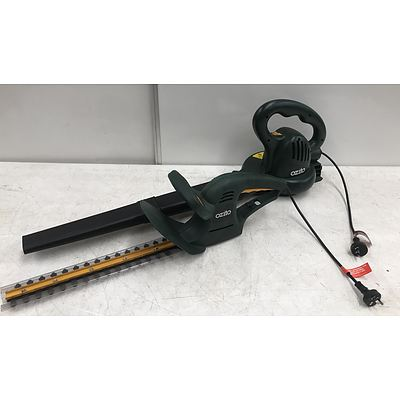 Ozito Electric Blower and Hedge Trimmer