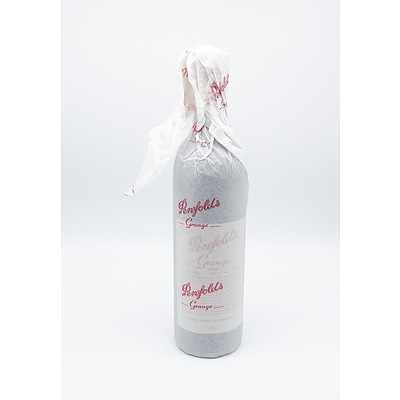 Penfolds Grange Bin 95 Vintage 2003 - Bottle No 44141