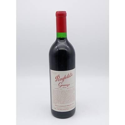 Penfolds Grange Bin 95 Vintage 1992, Bottled 1993
