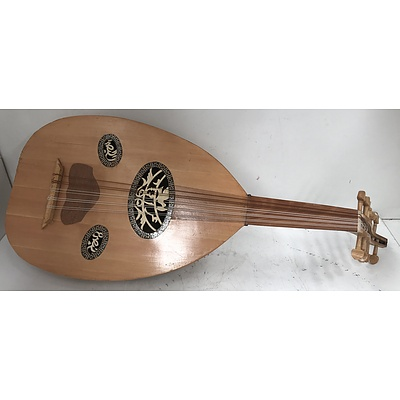 Ten String Lute