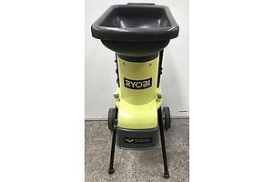 Ryobi Electric Garden Shredder