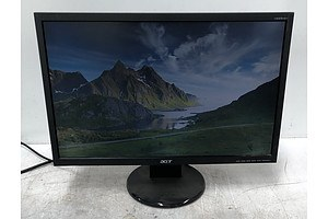 Acer (V223HQV) 22-Inch Full HD (1080p) Widescreen LCD Monitor