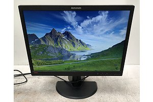 Lenovo ThinkVision (LT2252pwA) 22-Inch Widescreen LED-Backlit LCD Monitor
