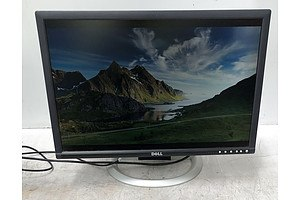 Dell UltraSharp (2405FPW) 24-Inch Widescreen LCD Monitor
