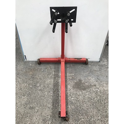 Car Motor Stand