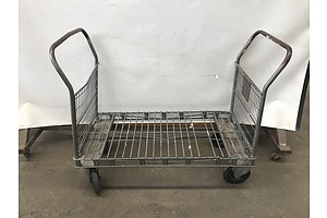 Metal Goods Trolley