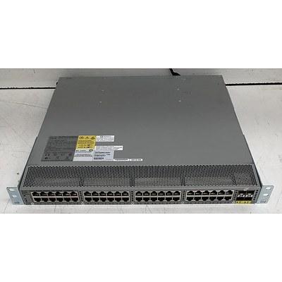 Cisco (N2K-C2248TP-1GE V03) Nexus 2248TP 1GE Fabric Extender Appliance
