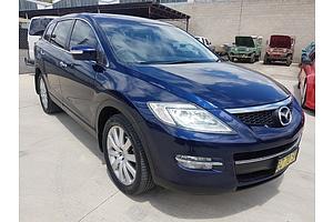 12/2007 Mazda Cx-9 Luxury  4d Wagon Blue 3.7L - 7 Seats