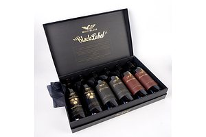 Boxed Set of Six Wolf Blass Wines