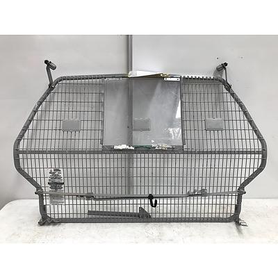 Mitsubishi Wagon Cargo Barrier