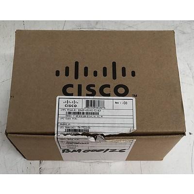Cisco (DMP-4310G-52-K9) DMP-4310G Digital Media Player *Brand New