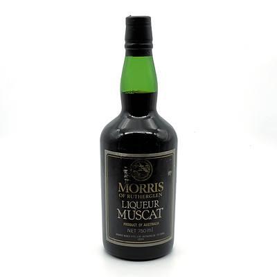 Morris of Rutherglen Liqueur Muscat 750ml