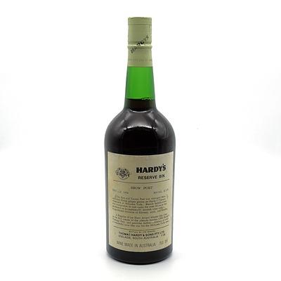Hardys Reserve Bin Show Port Vintage 1954 - Bin M177 - 750ml