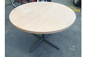 Circular Office Table