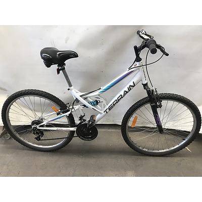 Terrain Mountain Bike
