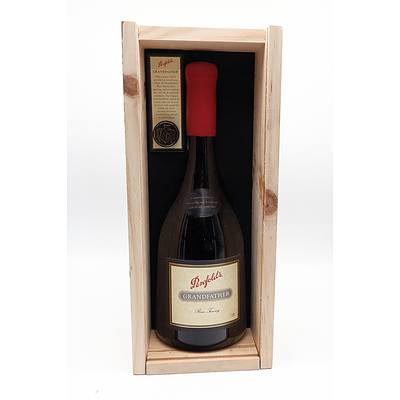 Penfolds Grandfather Port - 750 ml in Timber Presentation Box