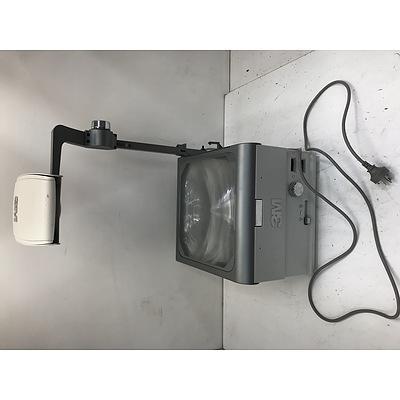 3M 1708 Overhead Projector