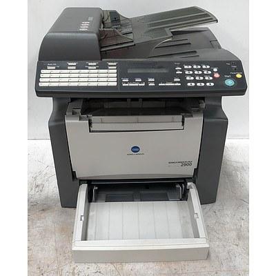 Konica Minolta FAX 2900 Fax Machine