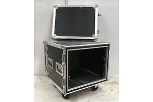 Go Case Travel Case On Casters