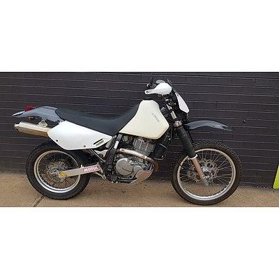 2003 Suzuki DR650 650cc Motor Cycle