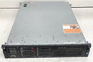 HP ProLiant DL380 G7 Dual Intel Hexa-Core Xeon (X5650) 2.67GHz CPU 2 RU Server