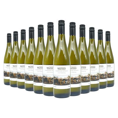 Case of 12x 750ml Bottles of Murrora 2017 Riesling - RRP: $170