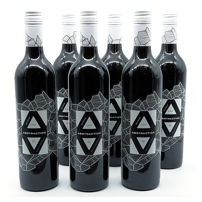 Abstraction 2013 Shiraz - Case of Six Bottles
