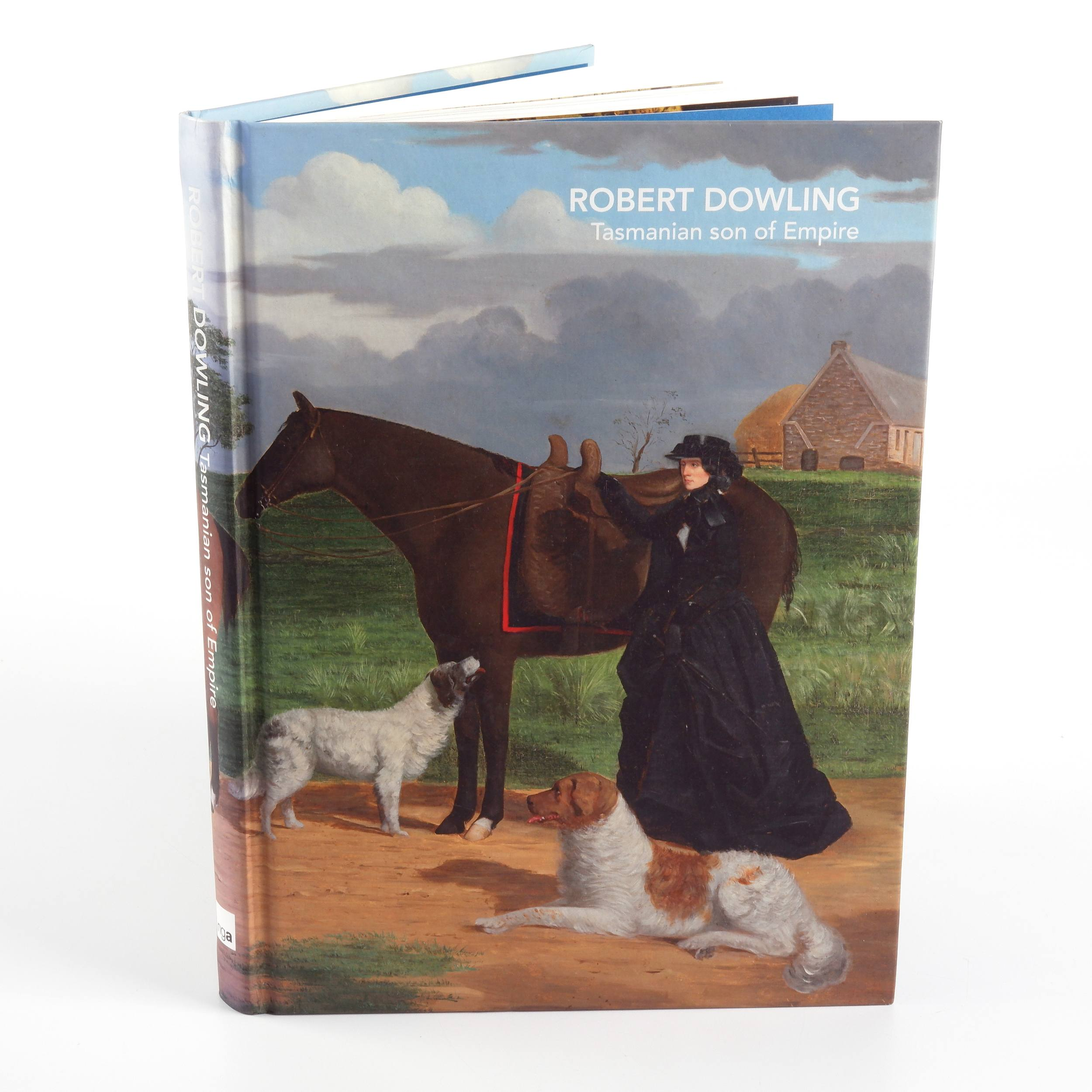 'Jones, J., Robert Dowling: Tasmanian Son of Empire,National Gallery of Australia, Canberra, 2010. Hardcover. 192 pages'