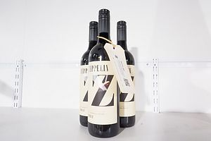 Zeppelin Single Vineyard Barossa Valley 2012 Shiraz - Lot of Three Bottles (3)
