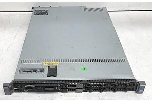 Dell PowerEdge R610 Dual Quad-Core Xeon (E5607) 2.27GHz CPU 1 RU Server