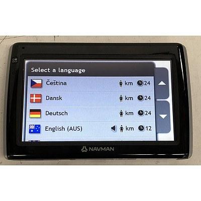 NAVMAN (N224) MY-55T GPS Device