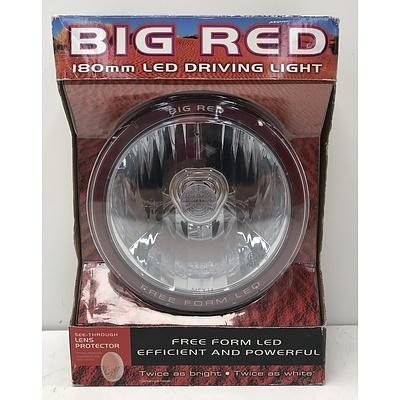Big Red 180mm Driving Light